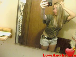 Kasey22 American Woman from Lake City