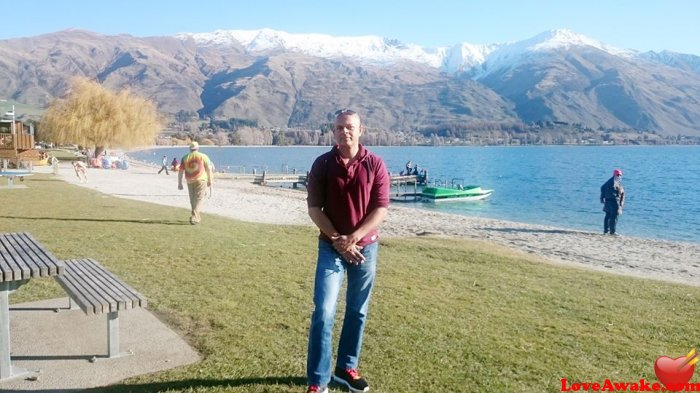 ChrisSL New Zealand Man from Timaru