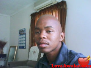 Tshepo88 African Man from Rustenburg