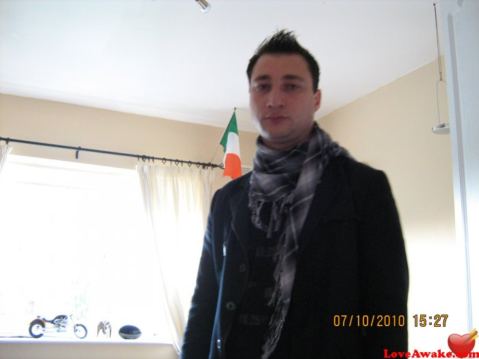 maluseba Irish Man from Dublin
