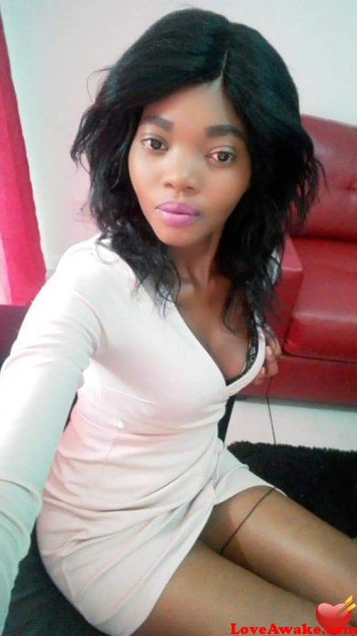 Thabs92 African Woman from Johannesburg
