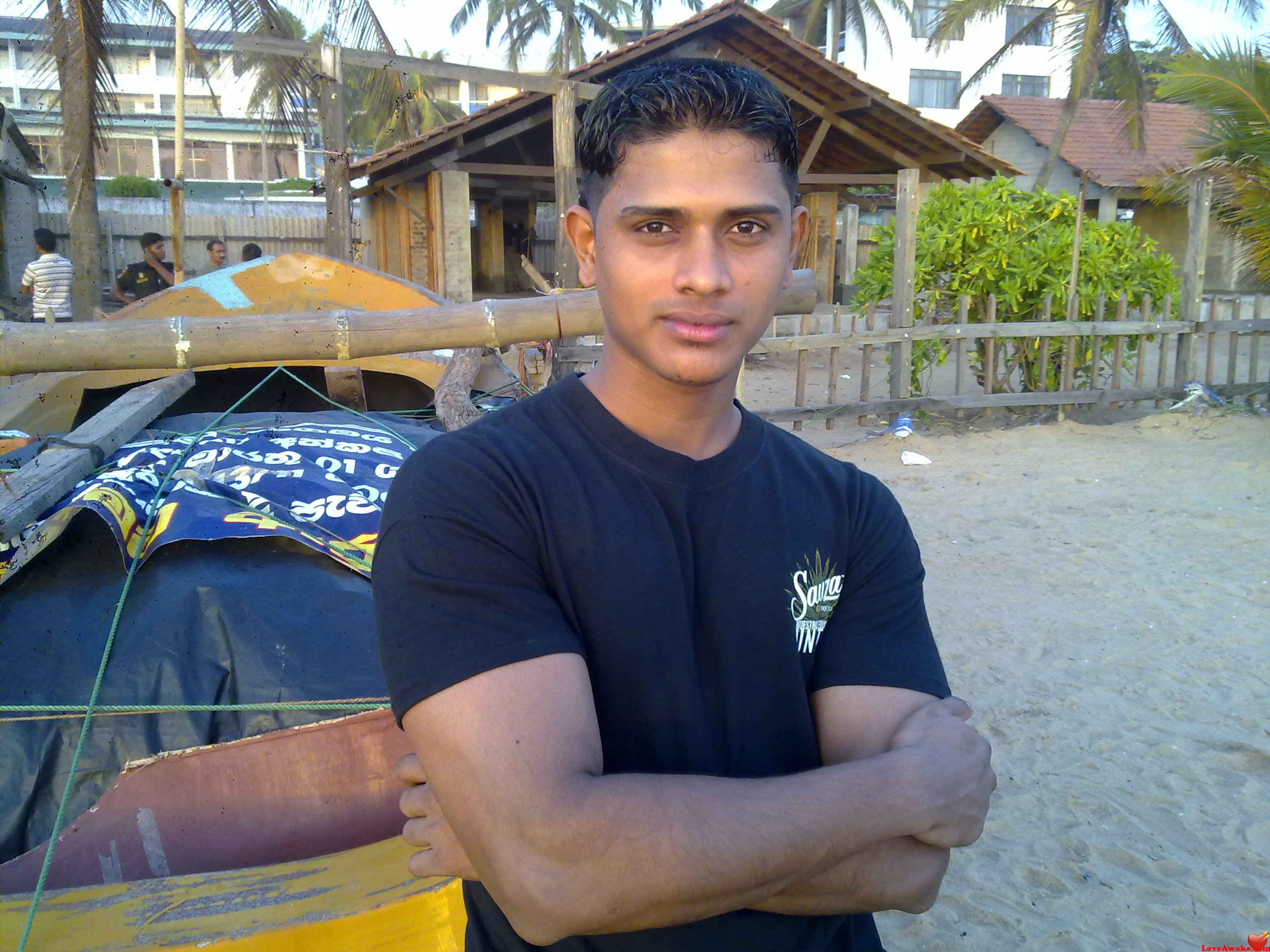 dinesh684 Sri Lankan Man from Dehiwala-Mount Lavinia