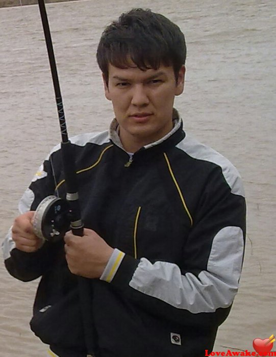 aslans Kazakh Man from Aktau