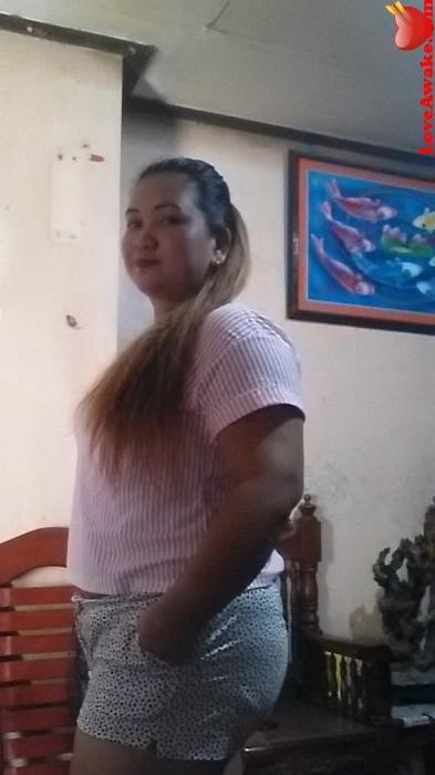 Mhilez Filipina Woman from Indang