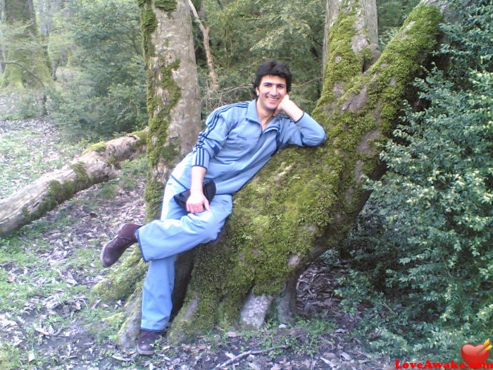 sp62011 Iranian Man from Now Shahr