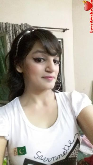 Dina345 Pakistani Woman from Lahore