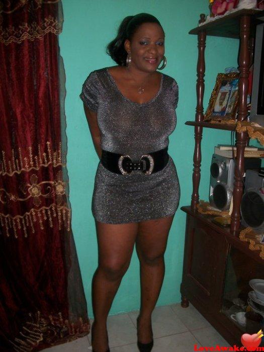 sushawna Jamaican Woman from Kingston