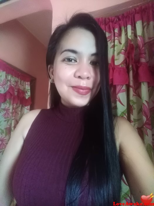 Jacqueganda Filipina Woman from Manila