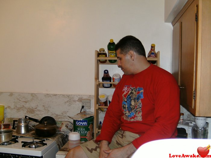 george2473 American Man from Staten Island/New York