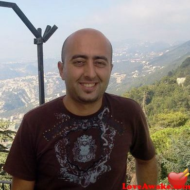 riths84 Lebanese Man from Beirut