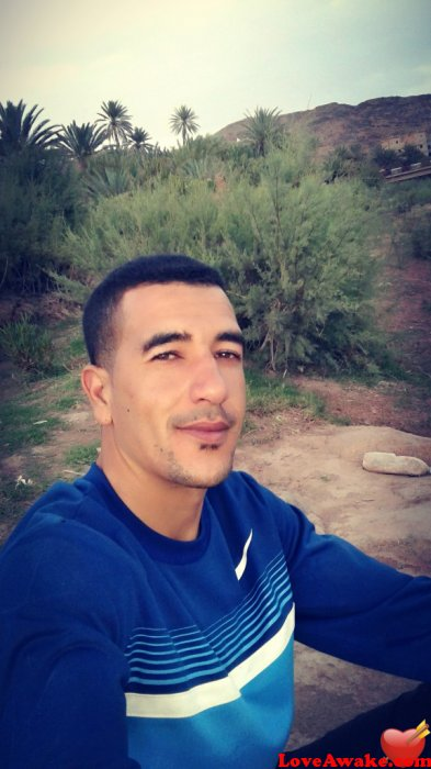 issam22 Morocco Man from Ouarzazate