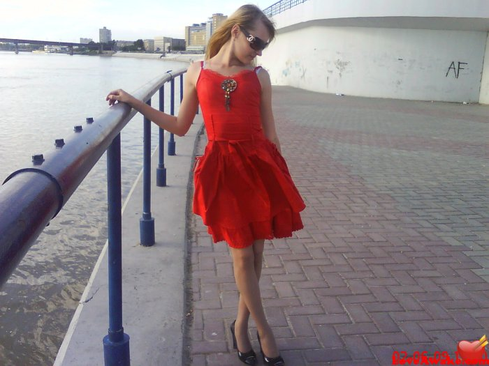 UCamomile Russian Woman from Omsk