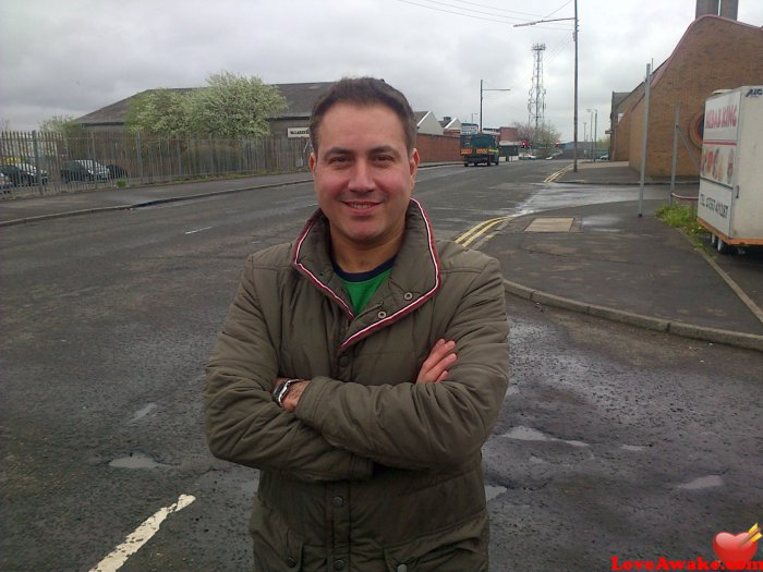 alisio40 UK Man from Glasgow