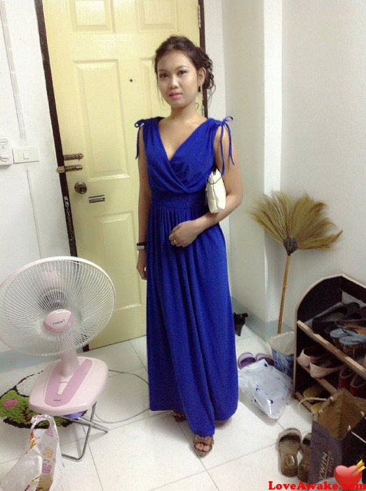 wannisa Thai Woman from Nakhon Ratchasima