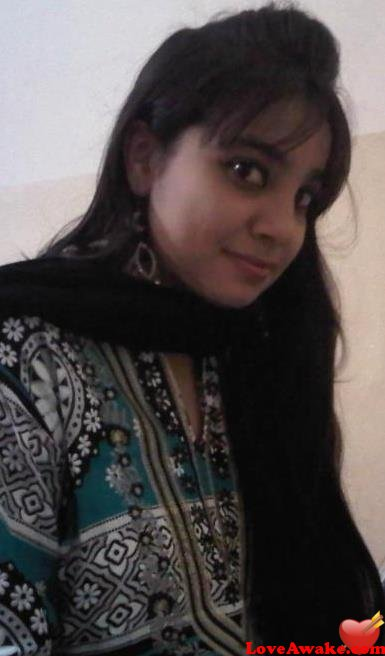 HudaNasir95 Pakistani Woman from Karachi