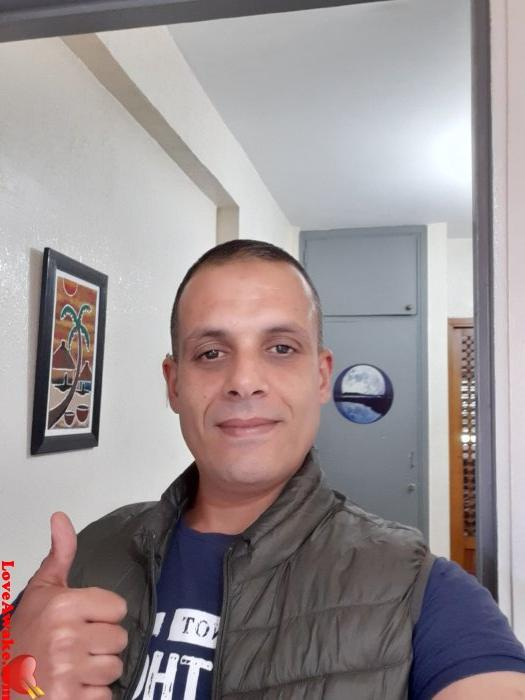 OSMANOV82 Morocco Man from Casablanca