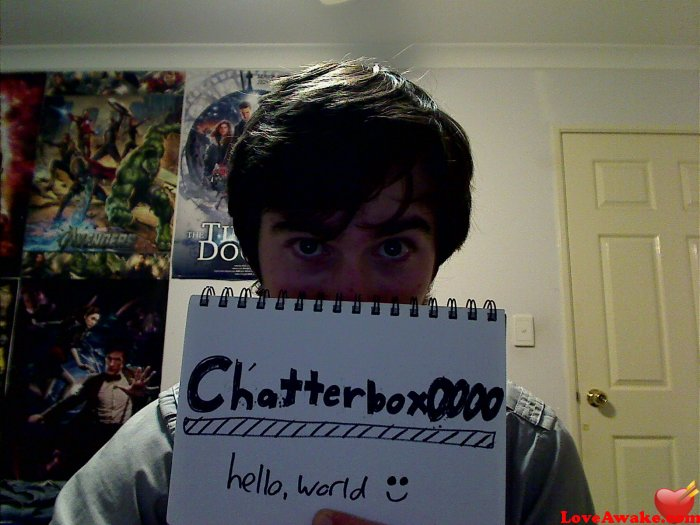 Chatterbox0000 Australian Man from Perth