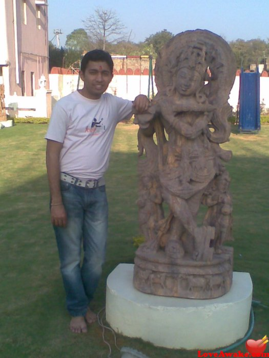 rossihype Indian Man from Rourkela