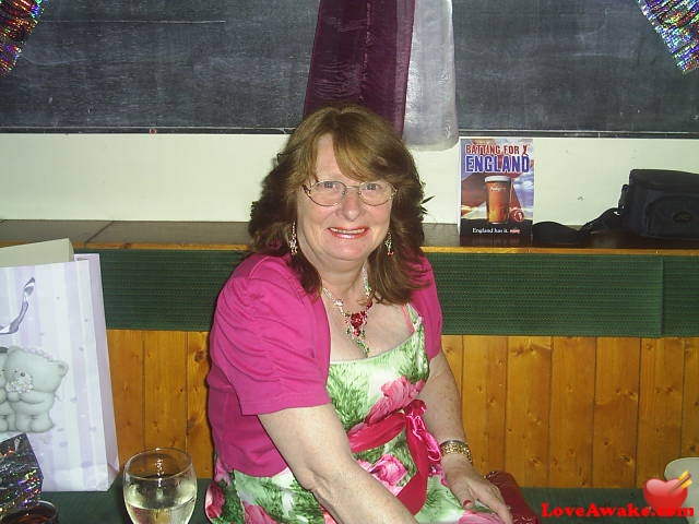 jacquibell60 UK Woman from Barrow in Furness