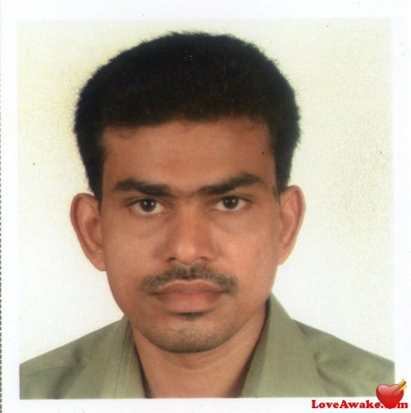 Ameertpm Indian Man from Nagercoil