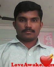 Anbuselvam Indian Man from Erode