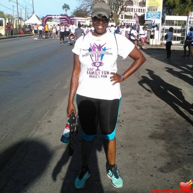 bajan-T-ann Barbados Woman from St Peter