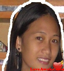 gerah Filipina Woman from Borongan