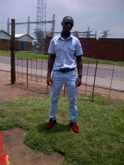 mega4conny African Man from Vaal
