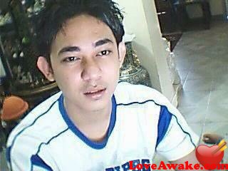 Zethneal Filipina Man from Batangas, Luzon