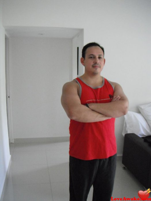 Carl07 Mexican Man from Monterrey