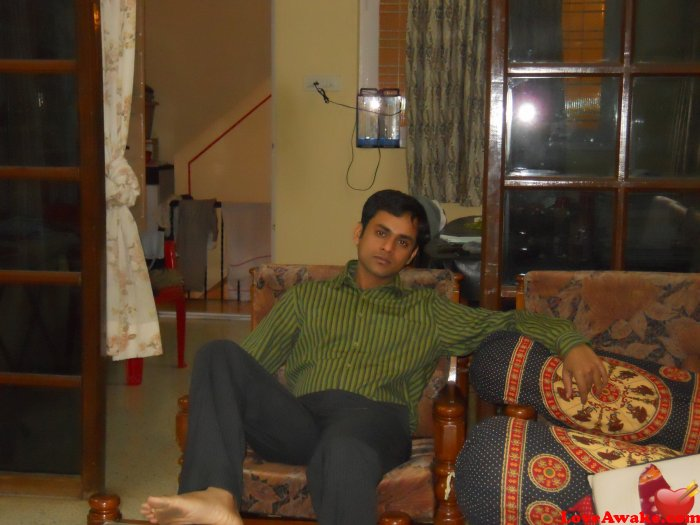 nithin-aerostar Indian Man from Bangalore