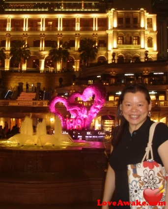 Bettyrabbit Chinese Woman from Jiading