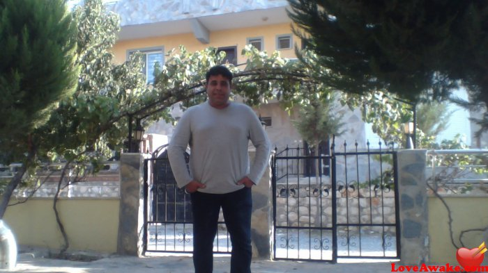 cafer60 Turkish Man from Altinkum