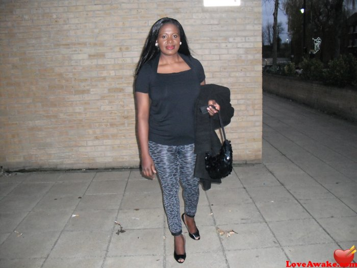 AfricanPrincess UK Woman from Chingford
