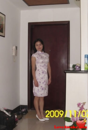 reblooming Chinese Woman from Suzhou