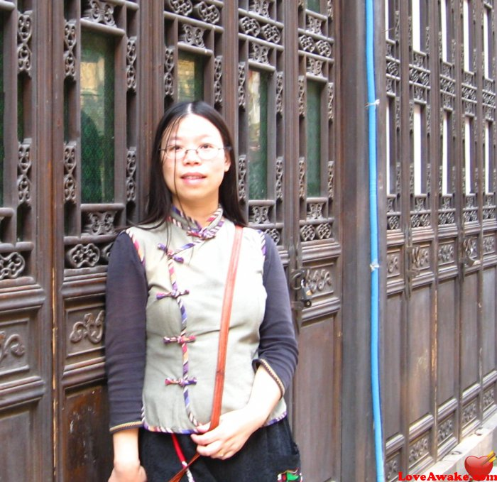 shhaze Chinese Woman from Shanghai