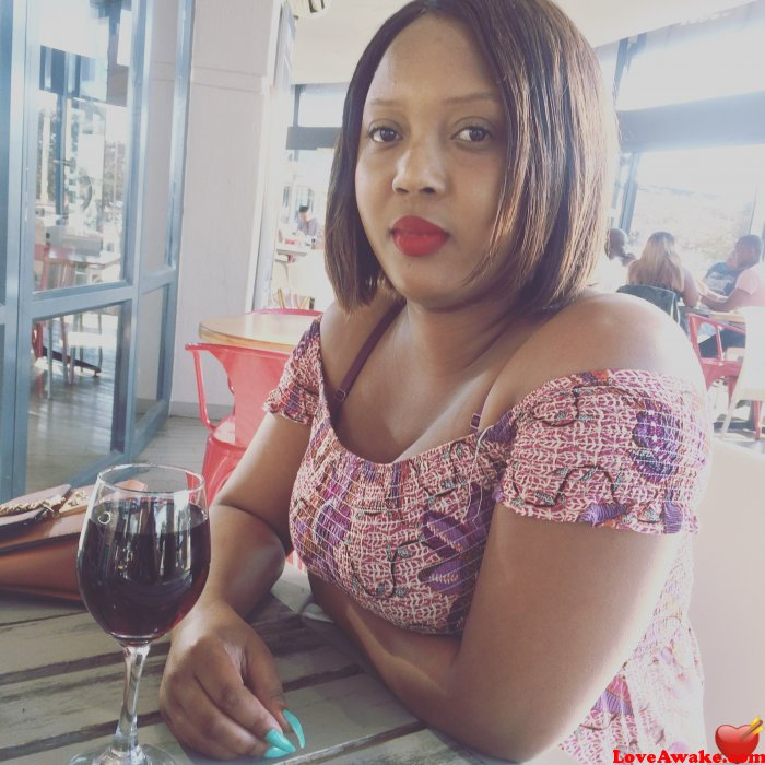 Prisca1 African Woman from Johannesburg