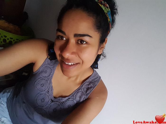Sol21 Colombian Woman from Bogota