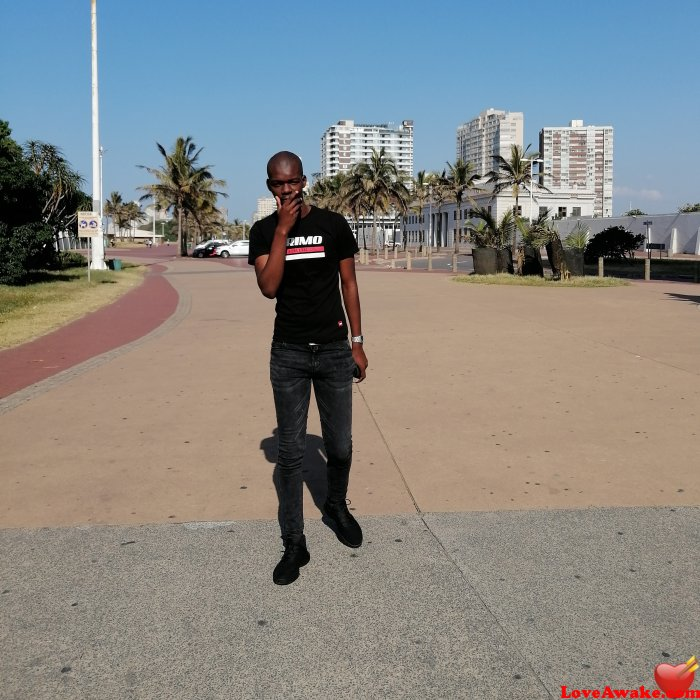 Msihlezi23 African Man from Durban
