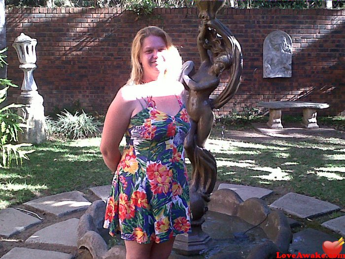 Jacqueline1980 African Woman from Nelspruit