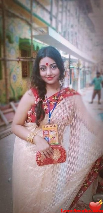 Rupsha30: 31y o  woman from India, West Bengal Kolkata (ex