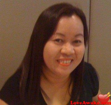 lorie8673 Filipina Woman from Mandaluyong