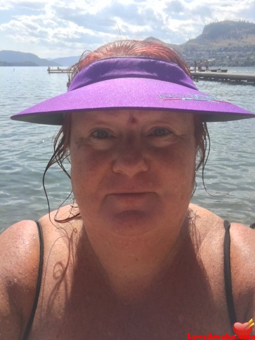 Scuba550 Canadian Woman from Vernon