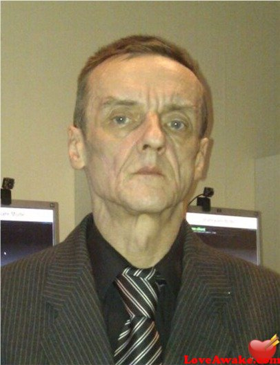 ERNEST65 UK Man from Glasgow