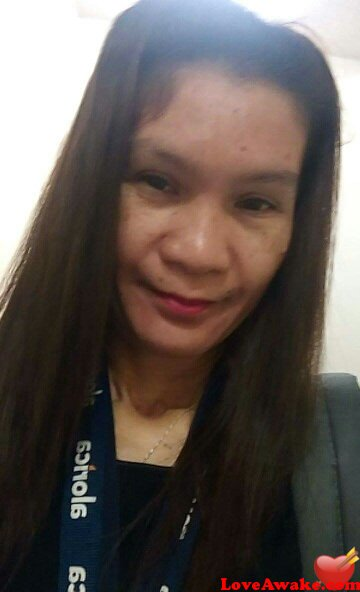 Ladyblack Filipina Woman from Cavite, Luzon