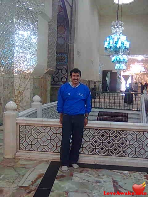 Ishmail Kuwaiti Man from Kuwait