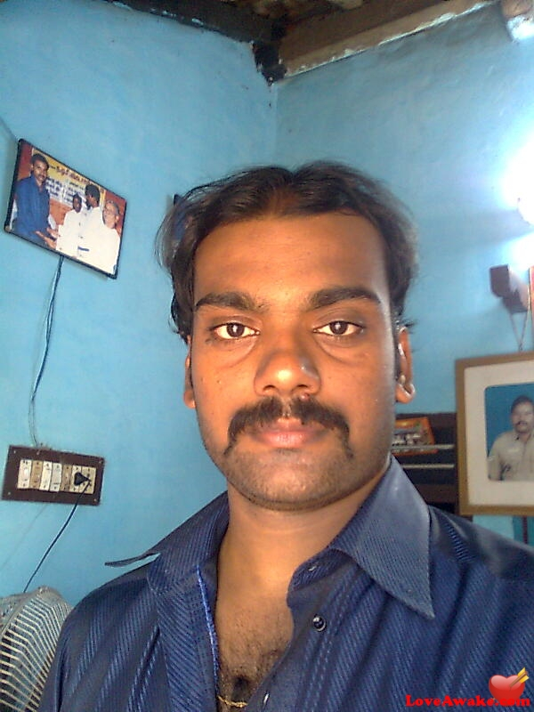Redkarthik Indian Man from Nagappattinam