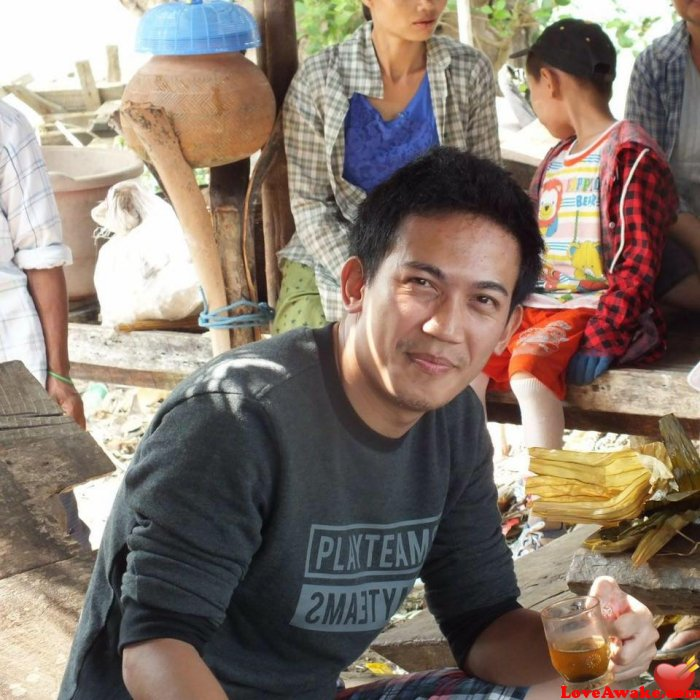 Adex87 Myanmar Man from Yangon
