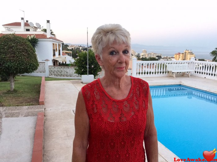 Snappydresser Spanish Woman from Malaga