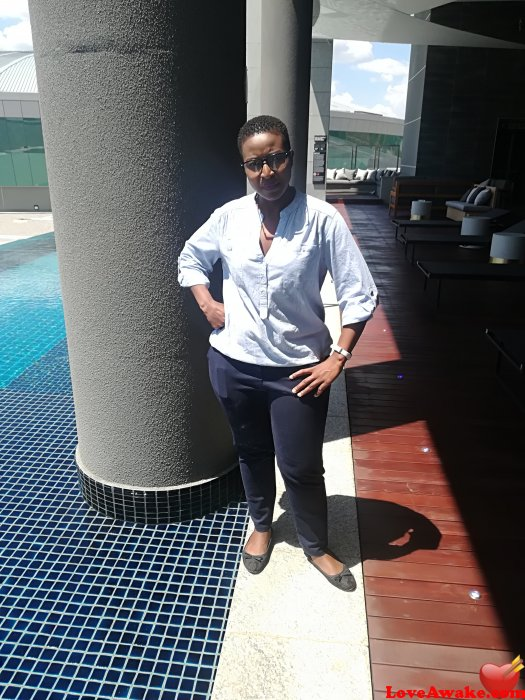 thabilicious African Woman from Pretoria